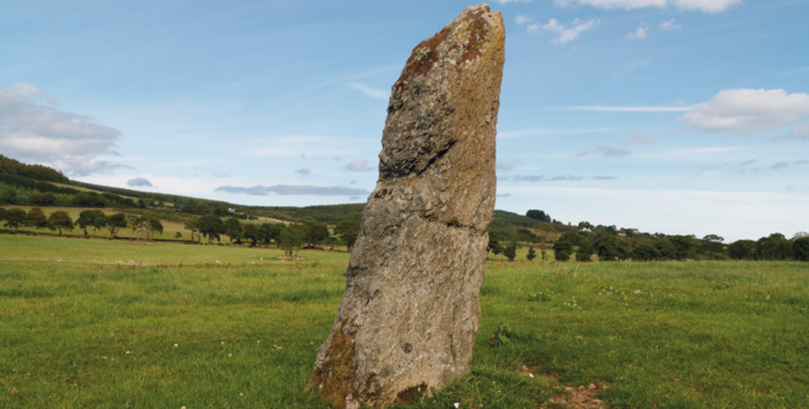 Standing Stone Discovery