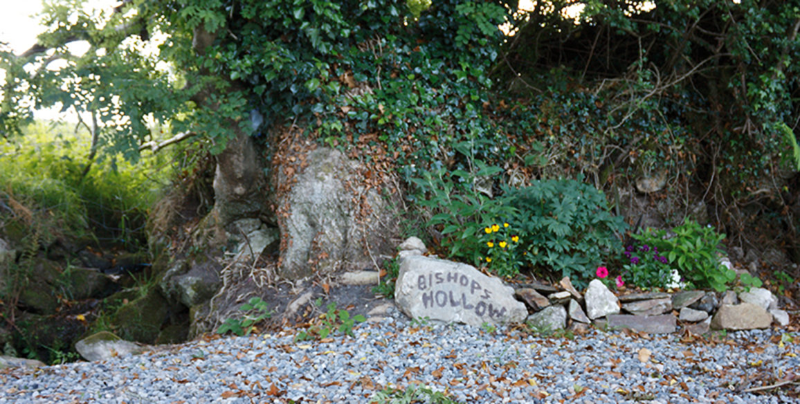 Stone Sign