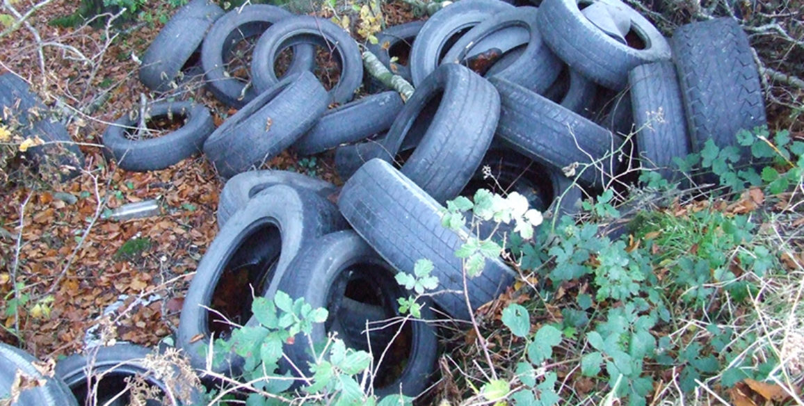 Dumping – Tyres