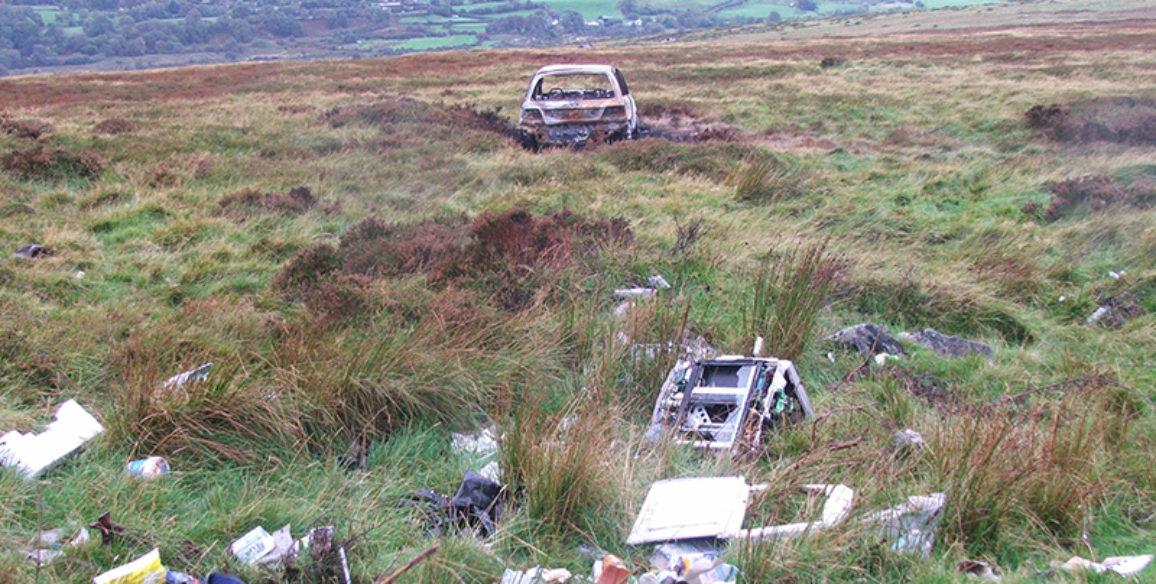 Upland Dumping