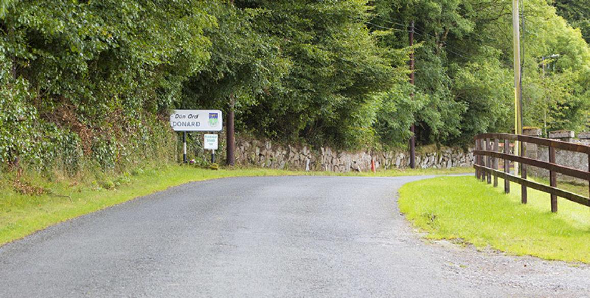 Donard Kilbaylet Road