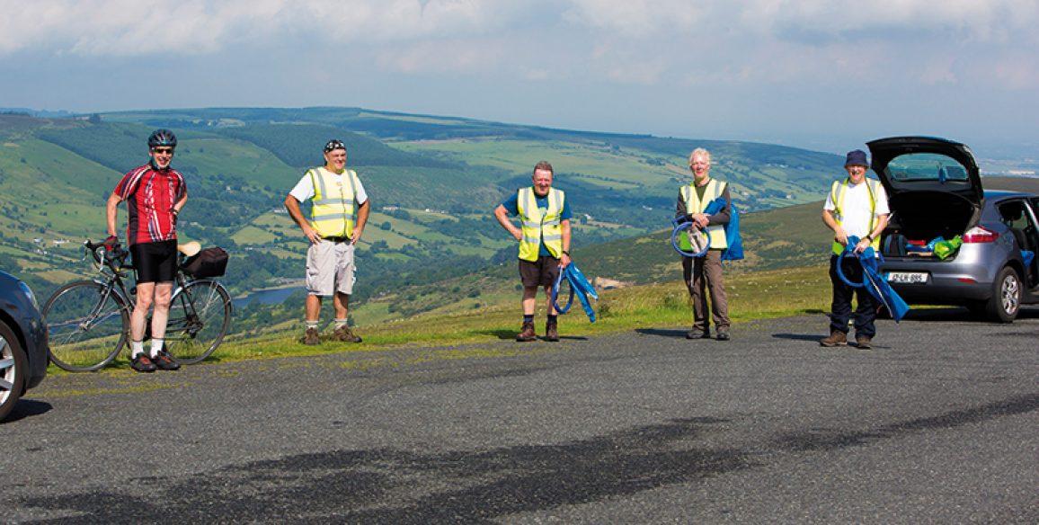 Atha Cliath Cleanup Team Pure Mile