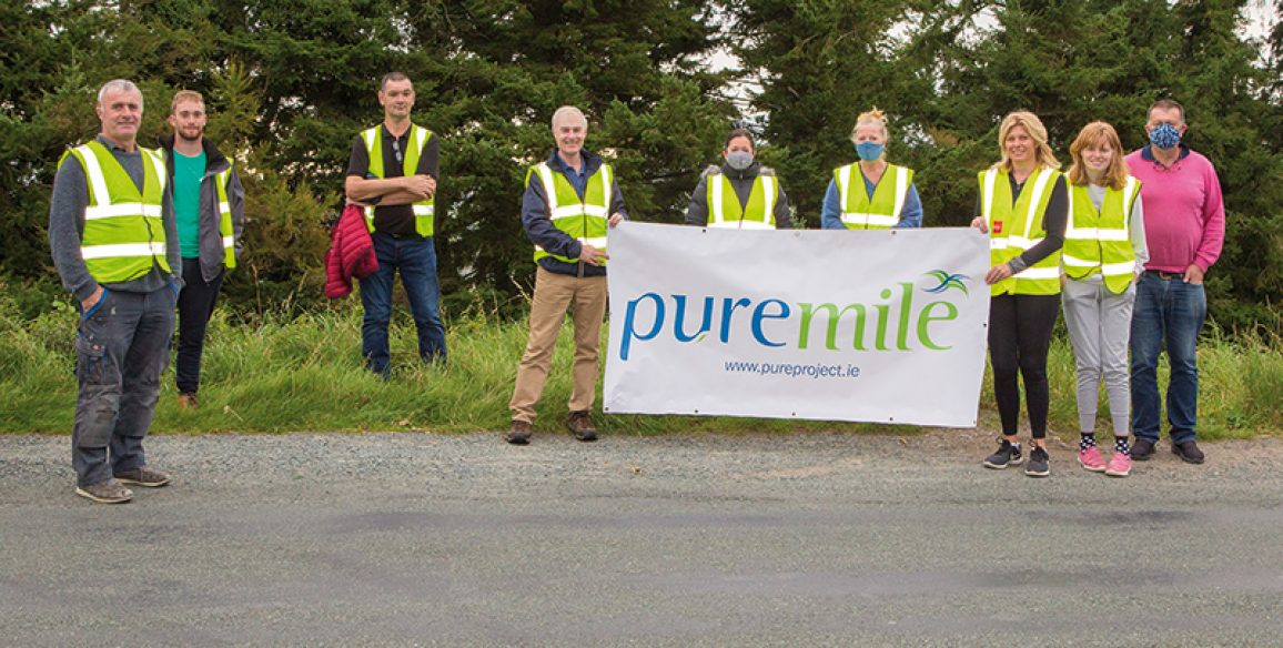 Ballybrew Road, Curtlestown, Barnmire, Kimolin, Kilgarron Pure Mile