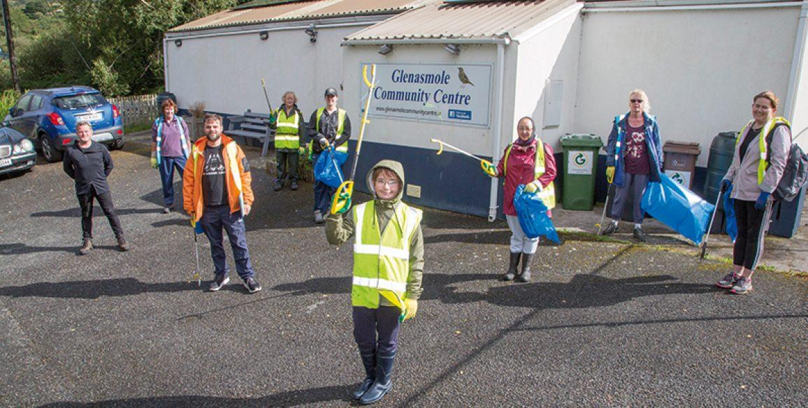 Cunard Glenasmole Uplands Gang Pure Mile
