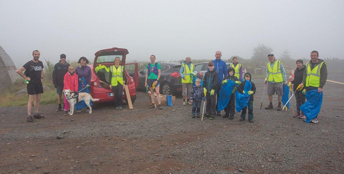 Irish Mountaineering Running Association Pure Miles